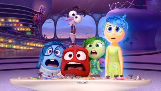 Inside Out in Italia!