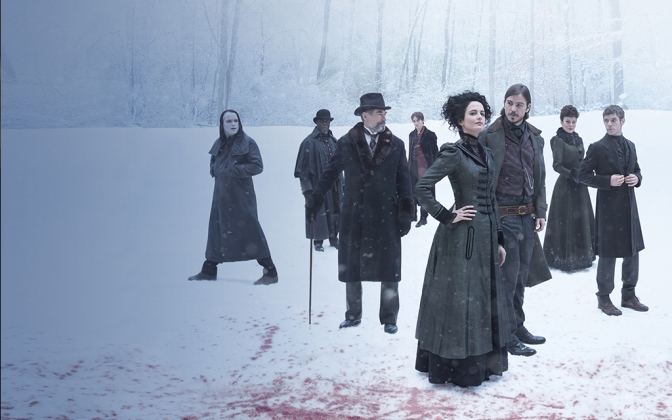 Penny Dreadful in Italia!