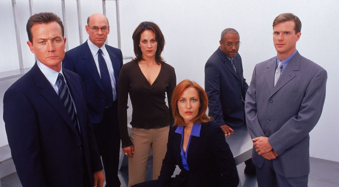 X-Files – Stagione 9