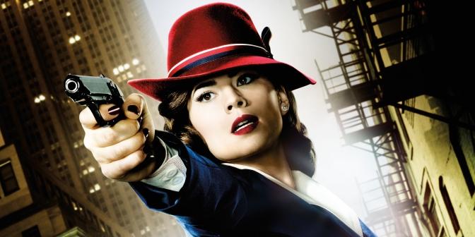 Agent Carter in Italia