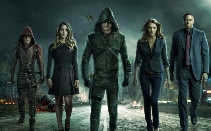 Arrow – Stagione 3