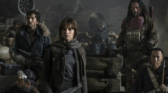 Pippe mentali sui trailer di Rogue One