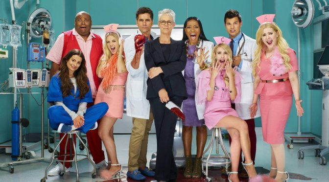Scream Queens – Stagione 2