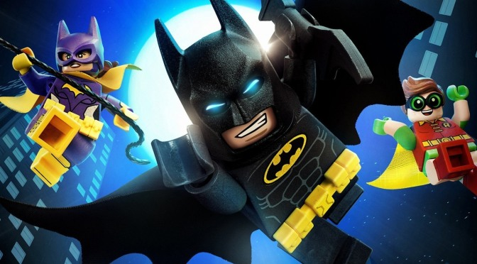 LEGO Batman – Il film