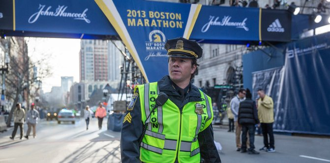 Boston: Caccia all'uomo