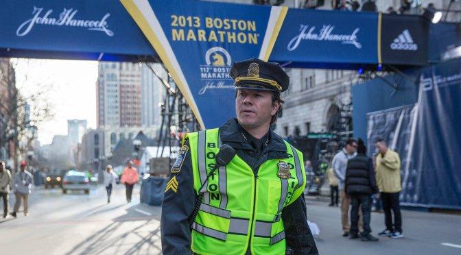 Boston: Caccia all'uomo
